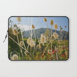 Meadow of Sicilian Spring Laptop Sleeve