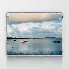 Blue Sunrise Laptop & iPad Skin