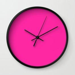 Persian rose Wall Clock