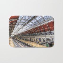 Paddington Station London Bath Mat