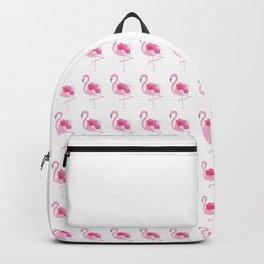 Flamingo-a-Go-Go Backpack