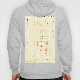 20190221 White Grid Coral No. 3 Hoody