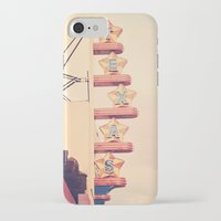 theatre iPhone & iPod Cases featuring Texas Theatre by maybesparrowphotography