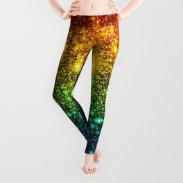 RainBoW Sparkle Stars Leggings