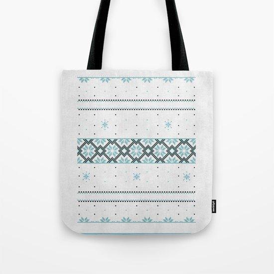 Christmas pattern Tote Bag