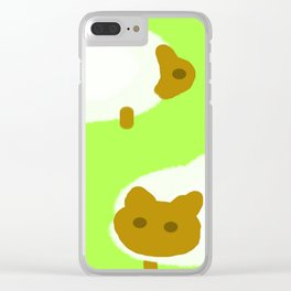 sheeps Clear iPhone Case