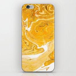 Snake Skin Marble iPhone Skin