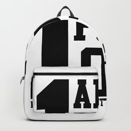 April Fools Backpack