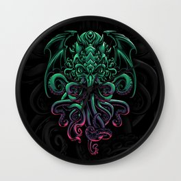 The Call of Cthulhu Wall Clock