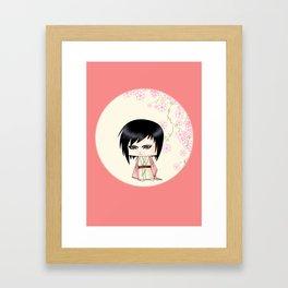 Akito Sohma Framed Art Print