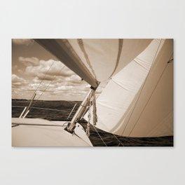 Close Reach Canvas Print
