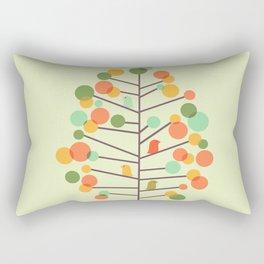 Happy Tree - Tweet Tweet Rectangular Pillow