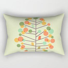 Happy Tree - Tweet Tweet Rectangular Pillow