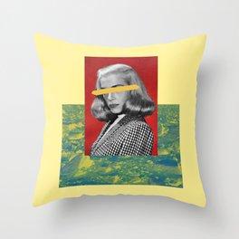 Glory days Throw Pillow
