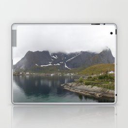 Behind the fog Laptop & iPad Skin