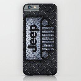 jeep logo iPhone Case