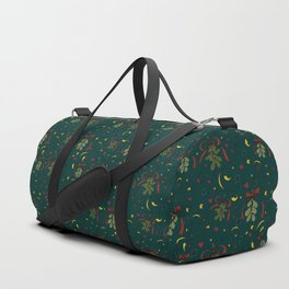 Mistletoe Duffle Bag
