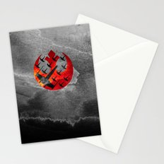 Star Wars Wraith Squadron in the Clouds Stationery Cards