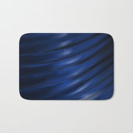 Blue Blur Bath Mat