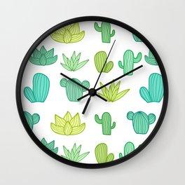 Walk through my Garden Wall Clock