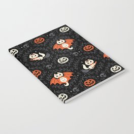 Spooky Kittens Notebook