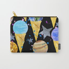 Univers with Planet of the solar system. Carry-All Pouch