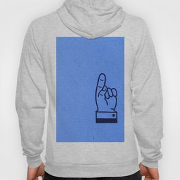 Direction Blue Hoody