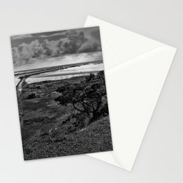 Jetty at Newport Stationery Cards