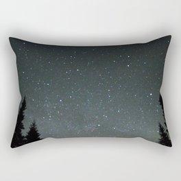 postcard from earth Rectangular Pillow