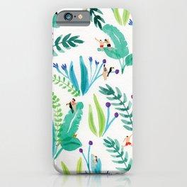 Toucan jungle iPhone Case