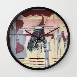 Far End Wall Clock