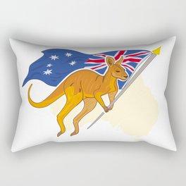 Welcome to Australia Rectangular Pillow
