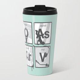 Elements of Hip Hop Travel Mug