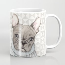 French style - French Bulldog Coffee Mug