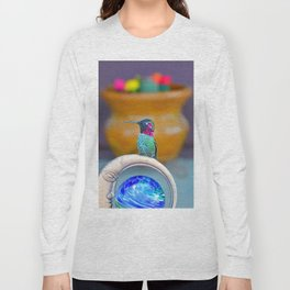 The Pose Long Sleeve T-shirt