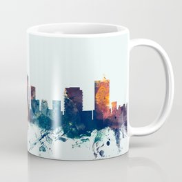 Fort Worth Texas Skyline Coffee Mug