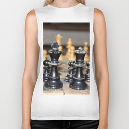 Chess Biker Tank