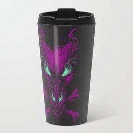 All the powers of Hell Travel Mug