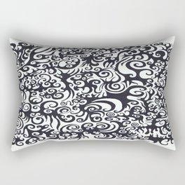 nt014 Rectangular Pillow