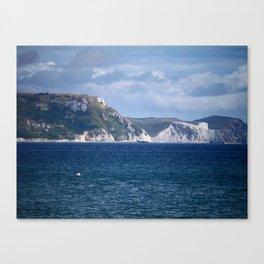 Weymouth Sea Canvas Print