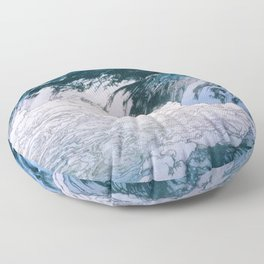 Torrent - Digital Remastered Edition Floor Pillow