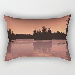 Quetico Provincial Park Rectangular Pillow