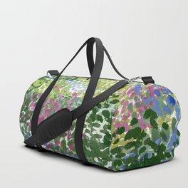 Seasonal subtleties; Spring Duffle Bag