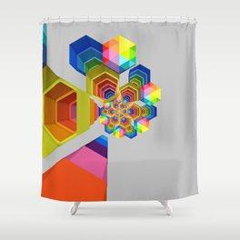 hx_507g04-f14 Shower Curtain