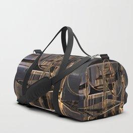 Simon Carter Photograph Smash Duffle Bag