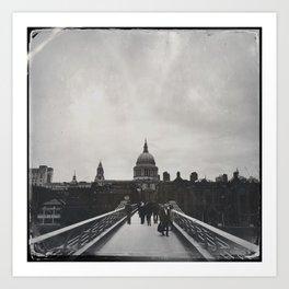 London #4 Art Print