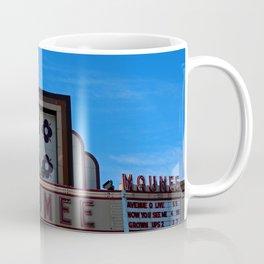 Maumee Theatre Marquee II Coffee Mug