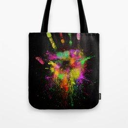 Artist Hand Tote Bag