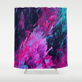 Lan Shower Curtain