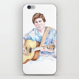 Sam Woolf - Watercolor iPhone Skin